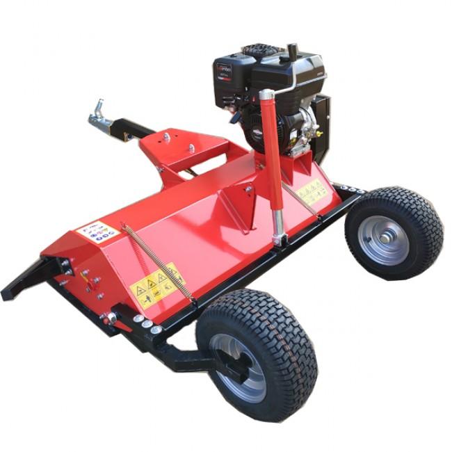 Tocator Iarba Profesional ATV Visoli VST120 - Motor Briggs & Stratton