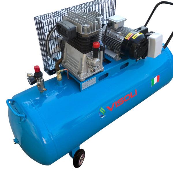 Compresor aer Visoli 100L, VSL-100l, 10bar