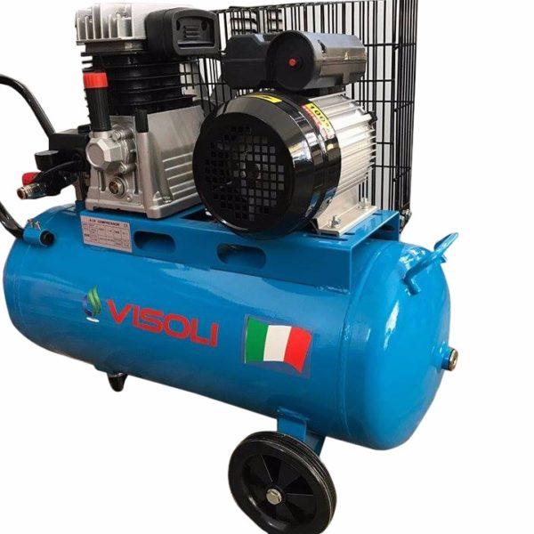 Compresor aer profesional cu curea 50L, Visoli, VSL-508, 10bar