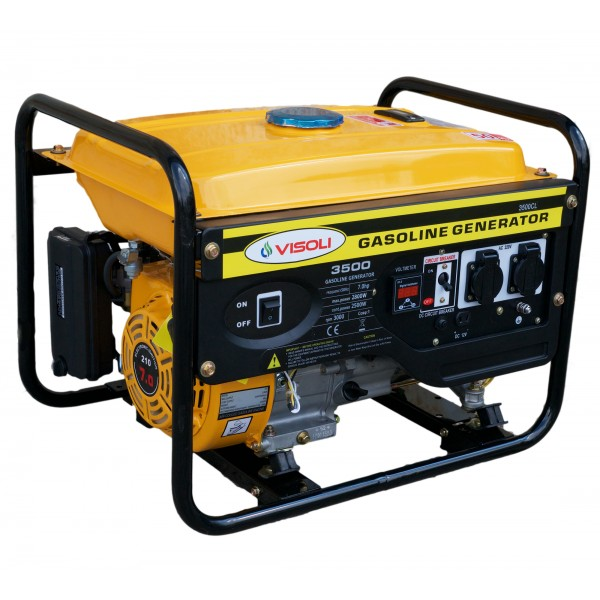 Generator Curent Electric Visoli VSLT-3500