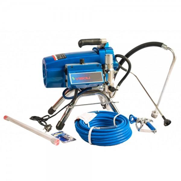 Pompa de zugravit VISOLI airless cu piston 2200W