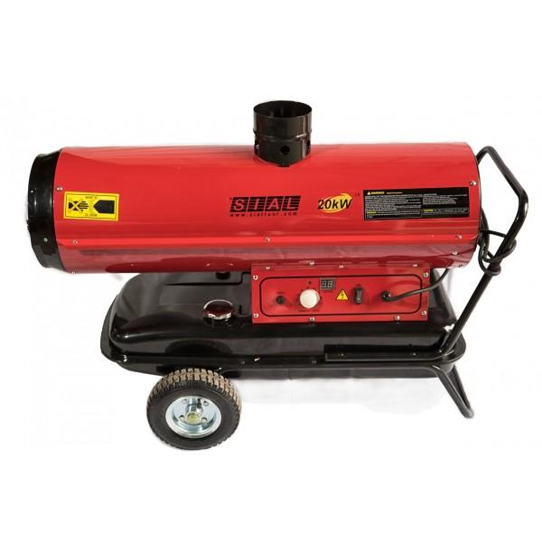Tun de caldura cu ardere indirecta SIAL 20KW