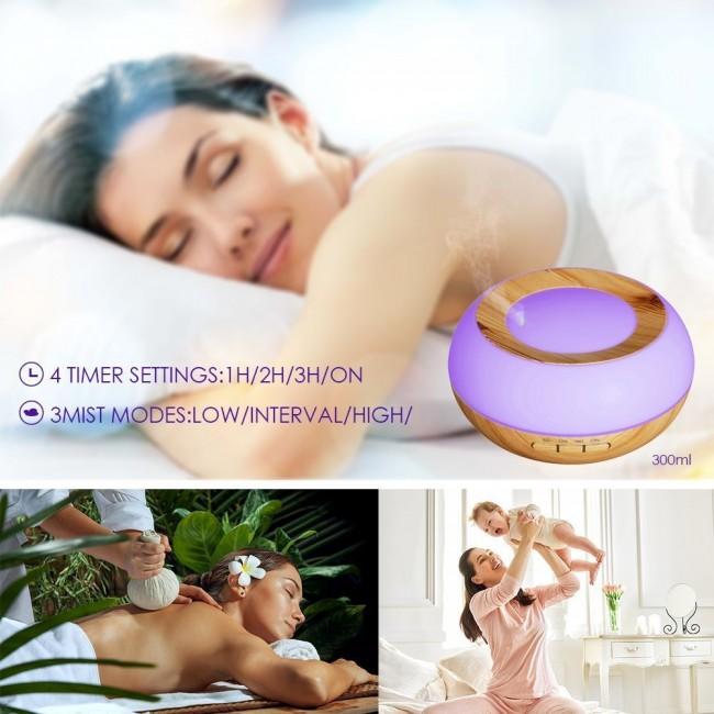Umidificator De Camera Difuzor Aromaterapie Visoli VS-209